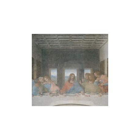 Il Cenacolo e l'eredità di Leonardo negli affreschi di Bernardino Luini