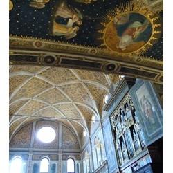La chiesa di San Maurizio e le torri romane