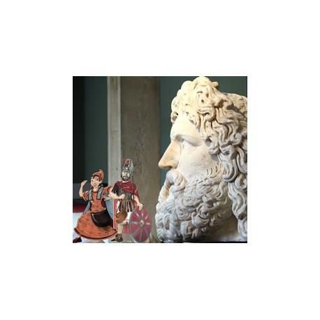 Guardie e ladri al Museo Archeologico