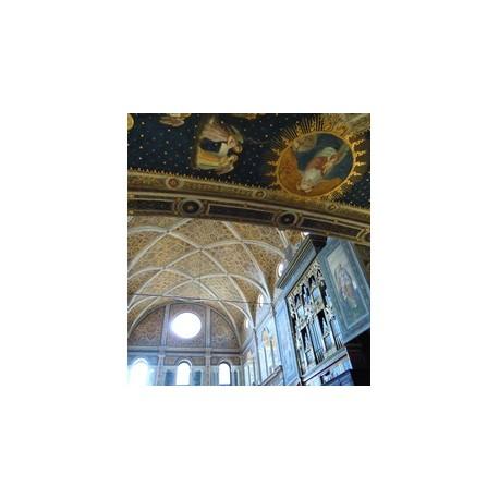 Le torri romane e la chiesa di San Maurizio