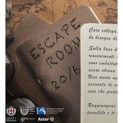 new Escape Room al Museo