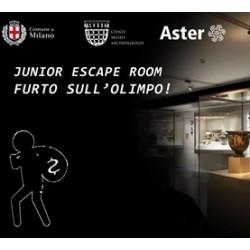 F@MU - JUNIOR ESCAPE ROOM: Furto sull'Olimpo!