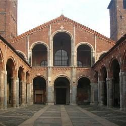 La Milano di Ambrogio