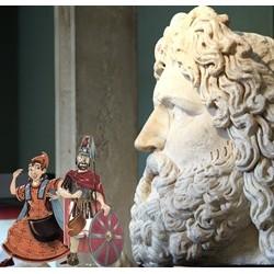 JUNIOR ESCAPE ROOM: Furto sull'Olimpo!